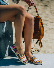 Ray Of Sunshine Canvas Espadrille view 3