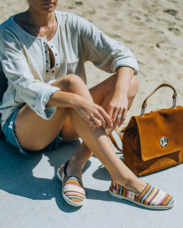 Ray Of Sunshine Canvas Espadrille view 10