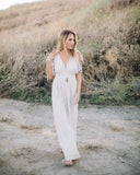 Evangeline Lace Kimono Maxi Dress - FINAL SALE