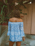 Moro Bay Off The Shoulder Top