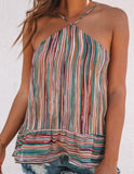 Havana Honey Halter Tank