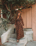 Free Range Floral Maxi Dress - FINAL SALE