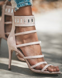 Prima Donna Jeweled Heel - FLASH SALE