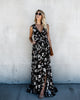 Into The Night Sleeveless Diana Maxi Dress