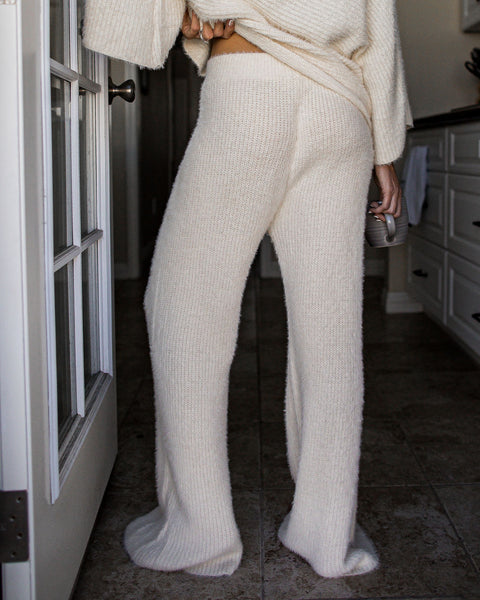 Sleepover Soft Knit Pants