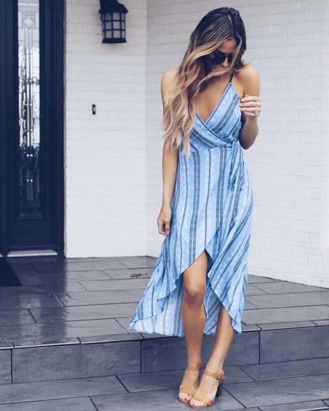 Napoli Wrap Dress