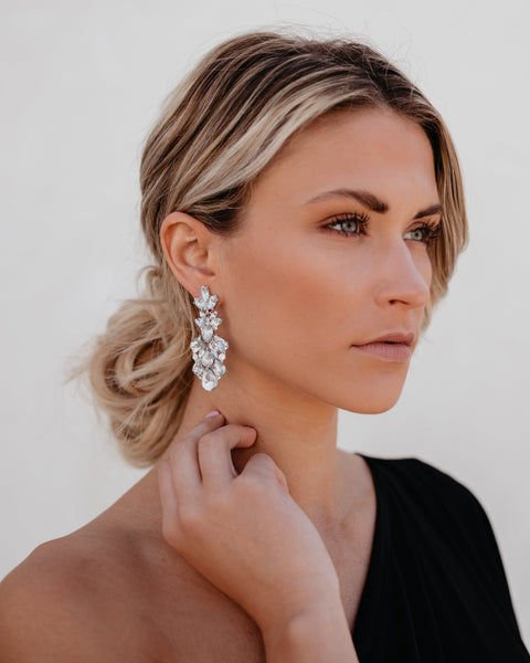 OLIVE + PIPER - Ava Chandelier Earrings