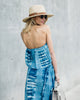 High Tide Wrap Skirt