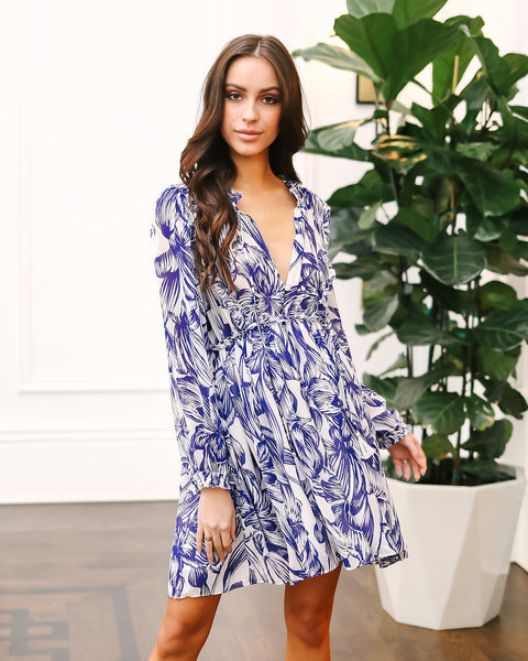 O'Keefe Babydoll Dress - FINAL SALE