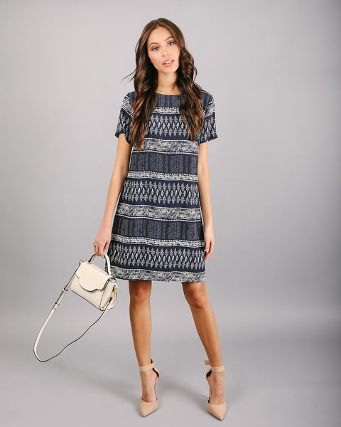 Boulder Shift Dress