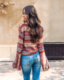 Gypset Boho Blouse - FINAL SALE