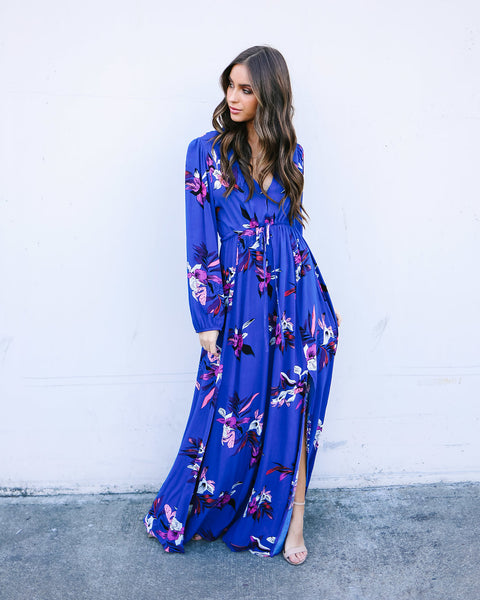 Elk Empire Maxi Dress