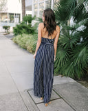 A Step Ahead Jumpsuit