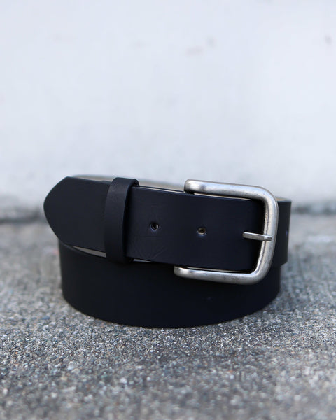 VICI Vault Belt - Black Leather