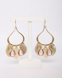 MEGHAN BO DESIGNS - Gypsy Earrings - Pink