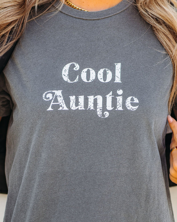 Cool Auntie Cotton Tee view 4