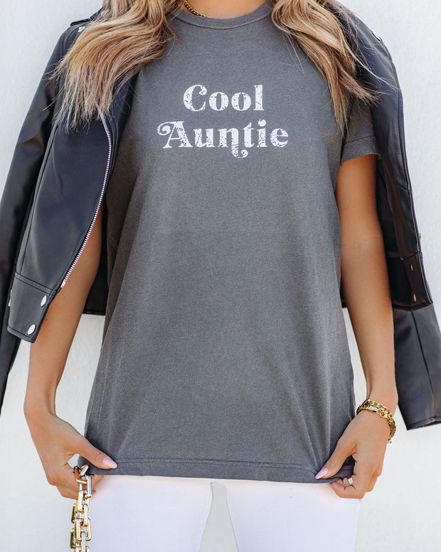 Cool Auntie Cotton Tee view 3