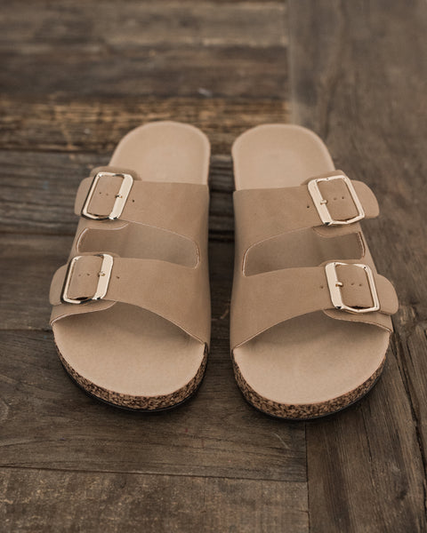 Arizona Sandal -Tan