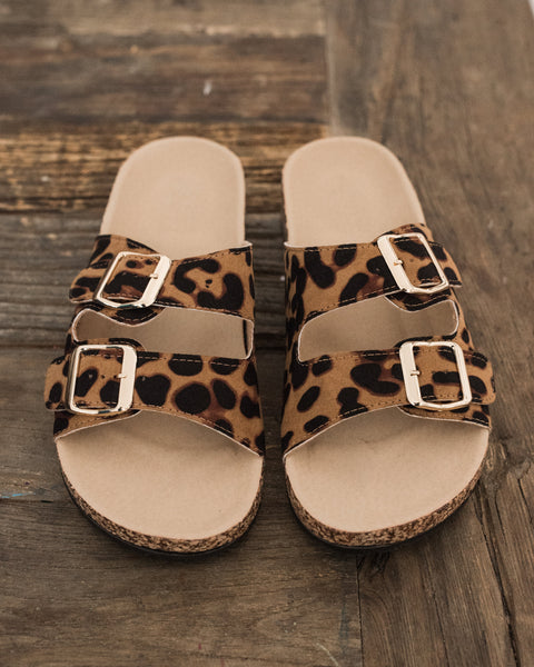Arizona Sandal - Cheetah