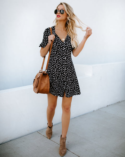 Ellyson Button Down Dress