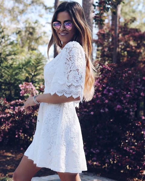 Love To Love Lace Dress