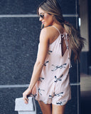 Loosey Goosey Button Down Romper - FINAL SALE