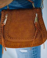 Mini Highland Bag - Tan view 4