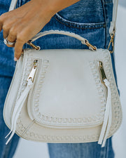 Mini Highland Bag - Cream view 4
