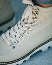 Sweeney Canvas Lace Up Boot view 4