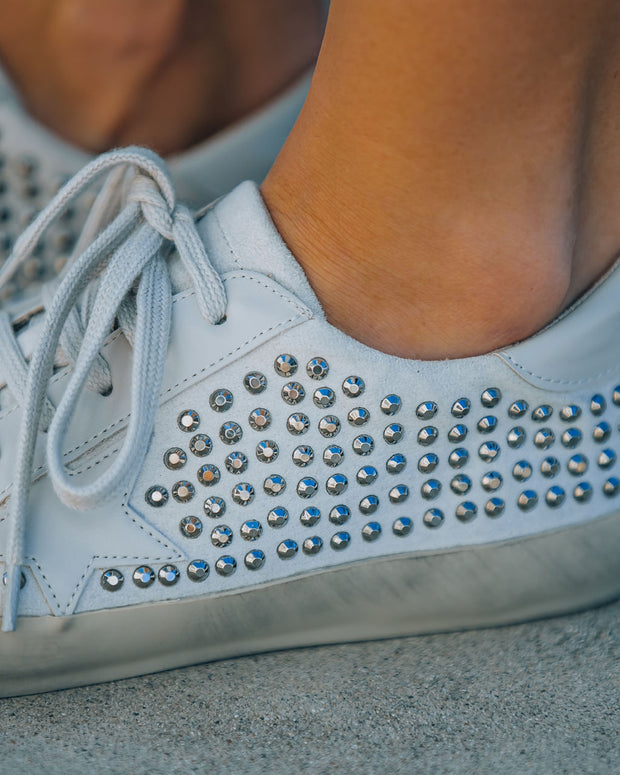 Bold Move Studded Sneaker view 4