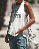 Day Tripper Tank - FINAL SALE
