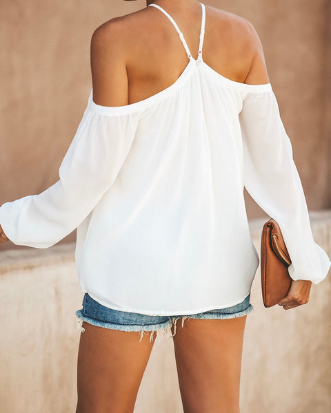 Renley Top - Off White