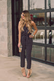 Ellington Drawstring Jumpsuit