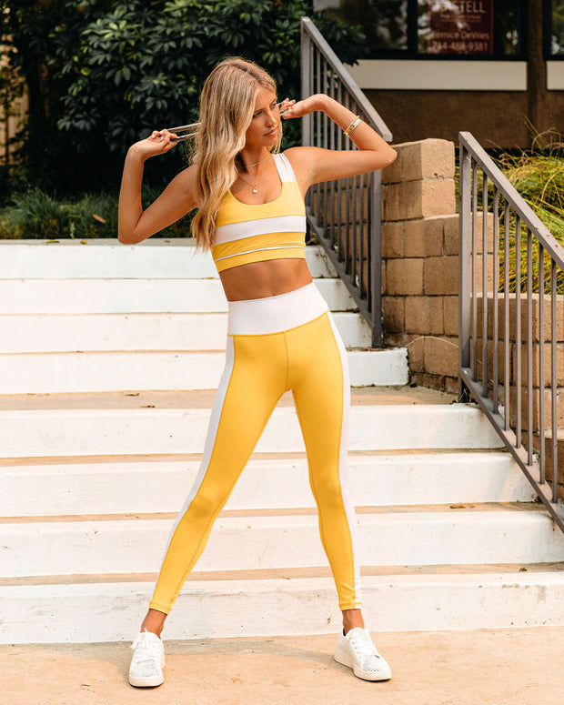 Honey Colorblock Legging