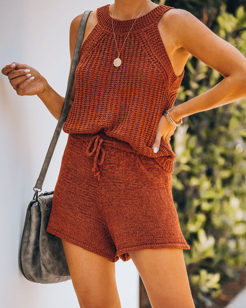 Rancho Rodeo Knit Tank