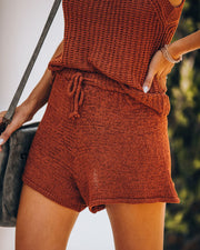 Rancho Rodeo Knit Shorts view 3