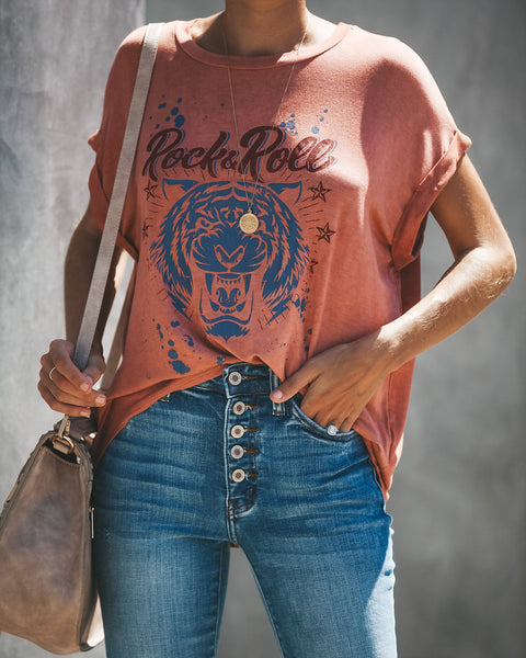 Still Rock + Roll To Me Graphic Tee