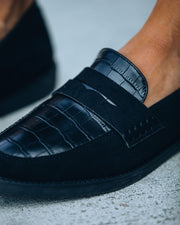 Chelsea Two-Tone Loafer view 4