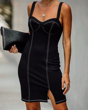 Lyric Bustier Bodycon Dress - FINAL SALE