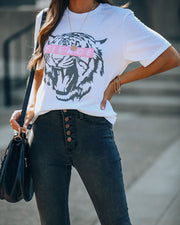 Fierce Tiger Eco Blend Tee