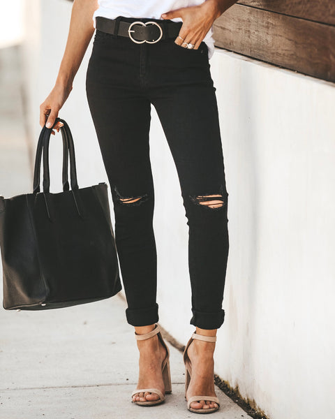 Unrivaled Distressed Skinny - FINAL SALE