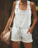 Camden Pocketed Knit Overalls
