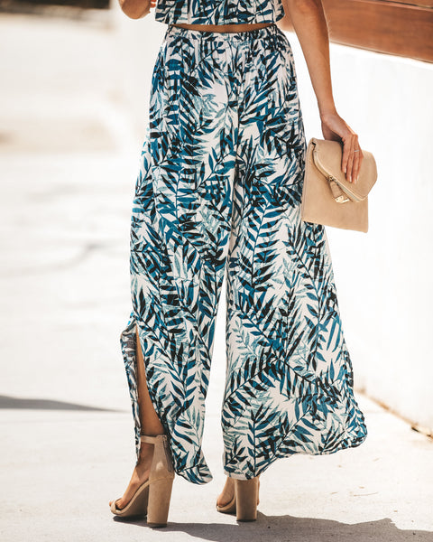 For Shore Wrap Pants