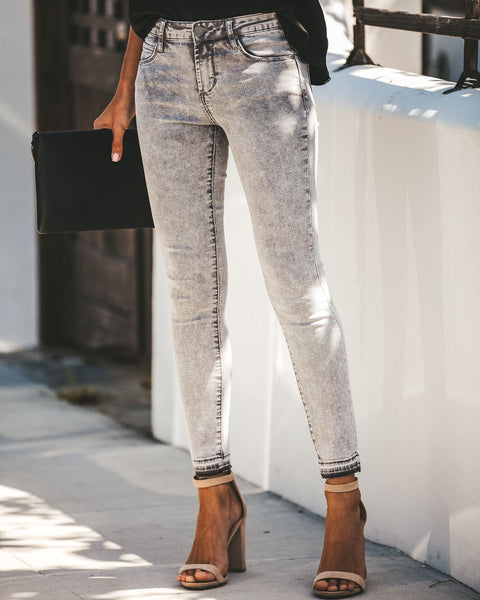 Ferrari Cropped Ankle Skinny - FINAL SALE