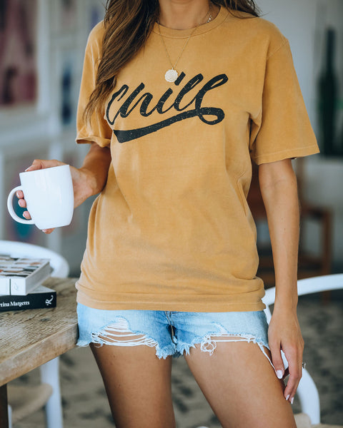 Chill Cotton Tee