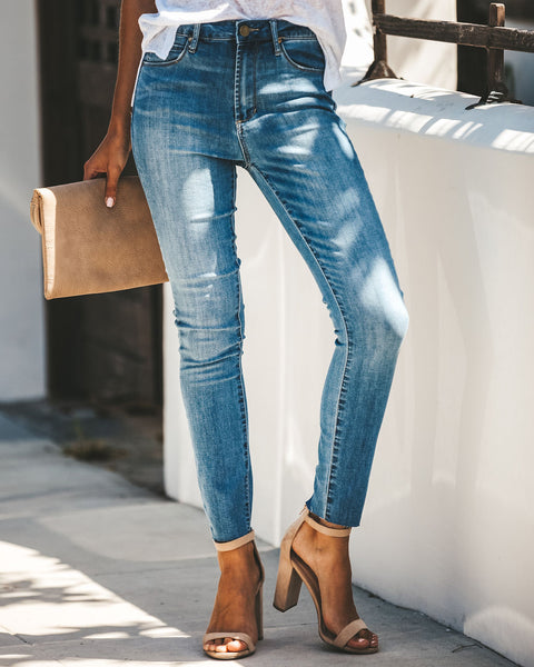 Debin High Rise Skinny - FINAL SALE