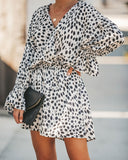 If Looks Could Kill Cheetah Print Dress