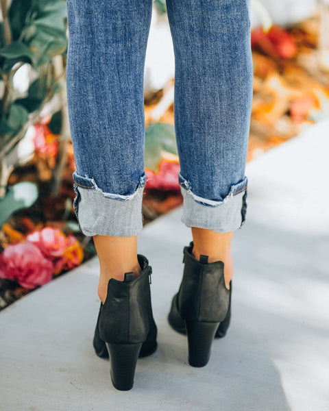 Barracuda Faux Leather Bootie