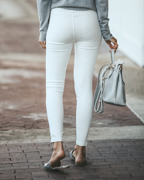 Piper Jegging - Off White