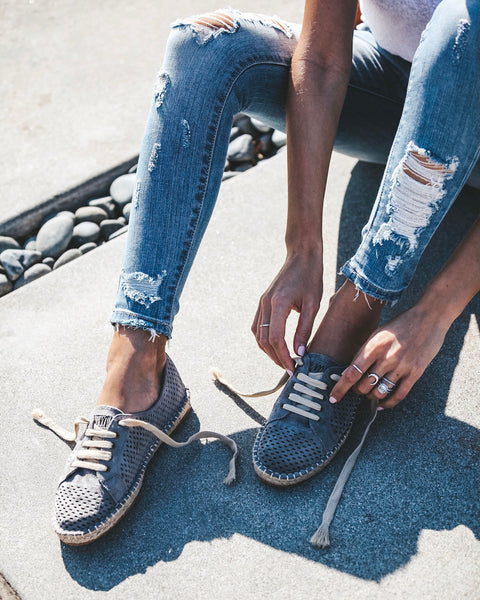 The London Espadrille Sneaker